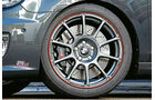 Kurztest: Oettinger-VW Golf GTI Edition 35, Reifen, SPA 10/2012