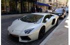 Lamborghini Aventador - Car Spotting - Formel 1 - GP Monaco - 25. Mai 2014