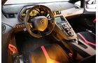 Lamborghini Aventador LP 750-4 Superveloce, Cockpit