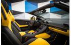 Lamborghini Huracán Spyder - Supersportwagen - Cabrio - Fahrbericht - 01/16
