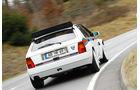 Lancia Delta HF integrale, Heck