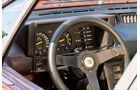 Lancia Montecarlo, Cockpit