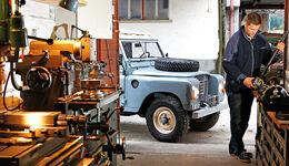 Land Rover 109 Diesel S III, Balz Hegg