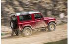 Land Rover Defender 90 TD4 SW, Seitenansicht