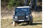 Land Rover Defender Station 110 Td4 im Einzeltest