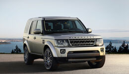 Land Rover Discovery Graphite Sondermodell