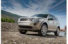 Land Rover Freelander Facelift 2011