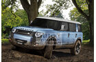 Land Rover LWB Defender