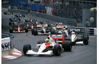 Lewis Hamilton - GP Monaco 1991
