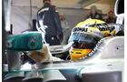 Lewis Hamilton Mercedes 2013