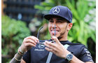 Lewis Hamilton - Mercedes - Formel 1 - GP Australien - 12. März 2015