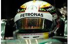 Lewis Hamilton - Mercedes - Formel 1 - GP China - Shanghai - 19. April 2014