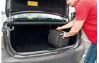 Lexus GS Hybrid, Kofferraum
