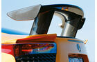 Lexus LFA mit Nürburgring Package, Heckspoiler