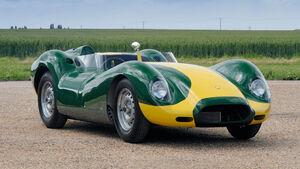 Lister Jaguar Knobbly Stirling Moss