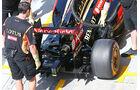 Lotus - Formel 1 - Bahrain - Test - 29. Februar 2014