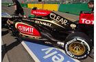 Lotus - Formel 1 - GP Australien - 16. März 2013