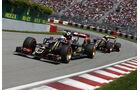 Lotus - GP Kanada - 2014 - F1