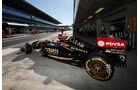Lotus - GP Russland 2014