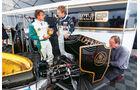 Lotus T125, Christian Gebhard, Jean Alesi