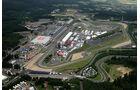 Luftaufnahme Nürburgring Grand Prix Strecke