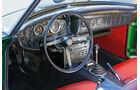 MGB MK II, Cockpit