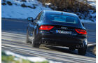 MTM-Audi A7 Sportback 3.0 TDI, Heck