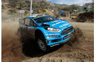 Mads Östberg - Rallye Mexiko 2016