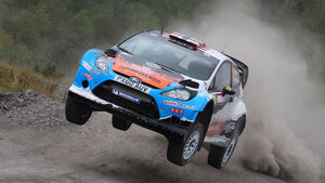Mads Östberg Rallye Wales 2012