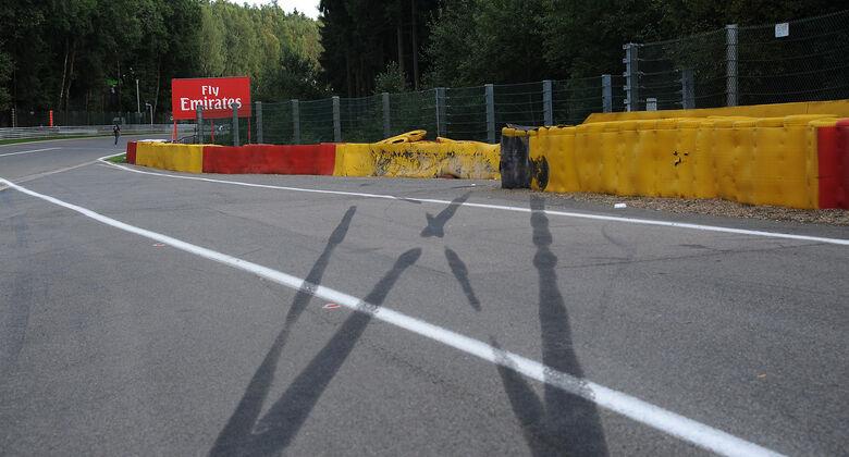 Magnussen fährt in Monza Magnussen faehrt in Monza