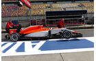 Manor Marussia - Formel 1 - GP China - Shanghai - 9. April 2015