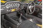 Marcos 3 Litre, Cockpit