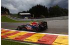 Mark Webber GP Belgien 2011