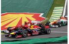 Mark Webber GP Brasilien 2012