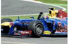 Mark Webber GP England Silverstone 2012