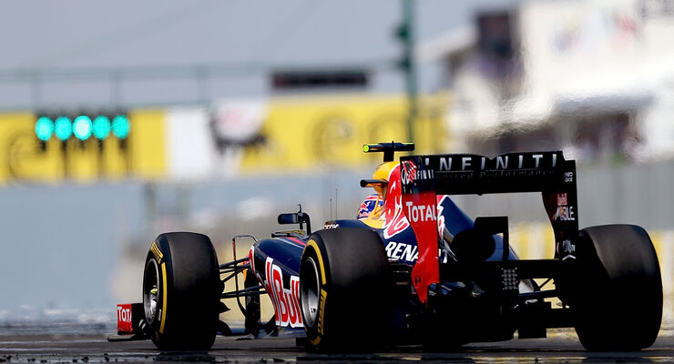 Mark Webber GP Ungarn