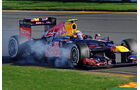Mark Webber Red Bull GP Australien 2012