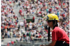 Marshall - Formel 1 - GP Kanada - 10. Juni 2012