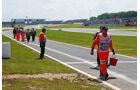 Marshalls GP England Silverstone 2012