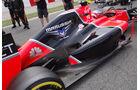 Marussia Auspuff GP Australien 2012