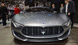 Maserati Alfierie, Messe, Genf, 2014