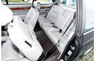 Maserati Biturbo 228, Sitze