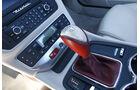Maserati GranCabrio, Schalthebel, Schaltknauf, Detail
