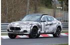 Maserati Levante Erlkönig Muletto