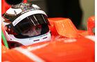 Max Chilton, Marussia, Formel 1-Test, Jerez, 5.2.2013