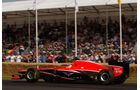 Max Chilton - Marussia MR02 - Goodwood 2013