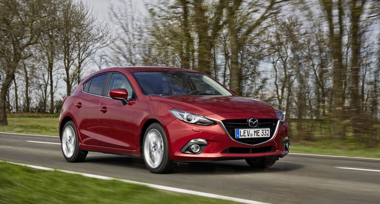 Mazda 3 Aufmacher