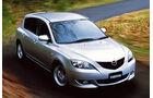 Mazda 3, Generation 1 2003, Schrägheck