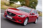 Mazda 6, Frontansicht