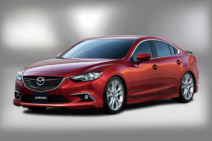Mazda 6, Tokyo Auto Salon 2013